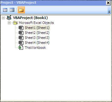 VBE ssheet added