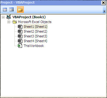 Learn visual basic programming for excel